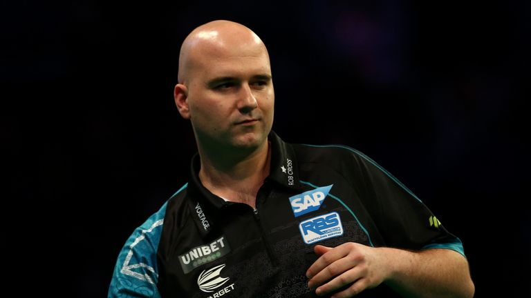Rob Cross will defend his Matchplay crown in Milton Keynes later this month