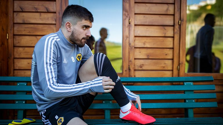 Wolves are among those returning to the training ground next week for individual sessions and fitness training