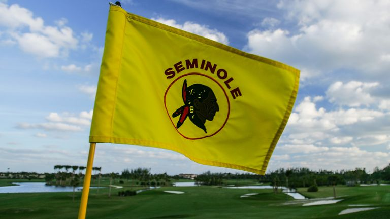 Seminole underlined its reputation as one of the best courses in the world