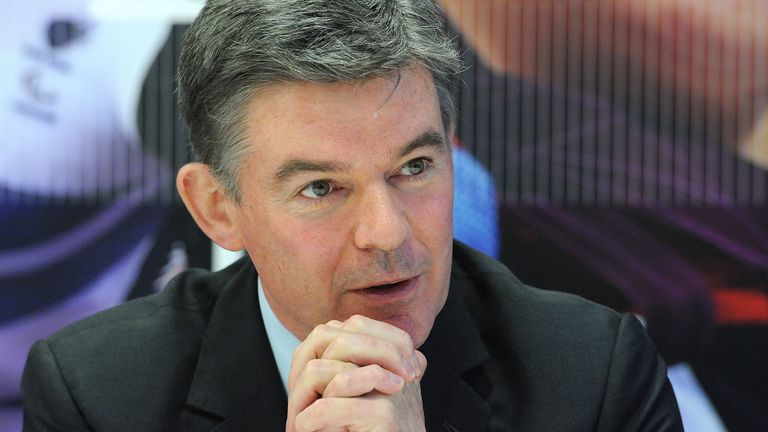 Sir Hugh Robertson has been selected to lead an independent governance review of World Rugby