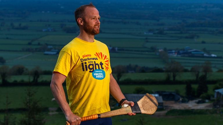 Tommy Walsh called on the public to support Pieta's urgent appeal for donations and join them for 'Sunrise' on May 9th to mark the occasion