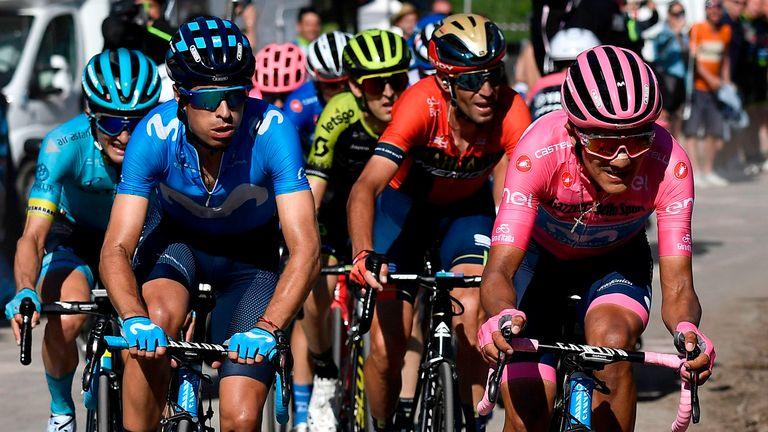 The Giro d'Italia and Vuelta a Espana will overlap under the new UCI calendar