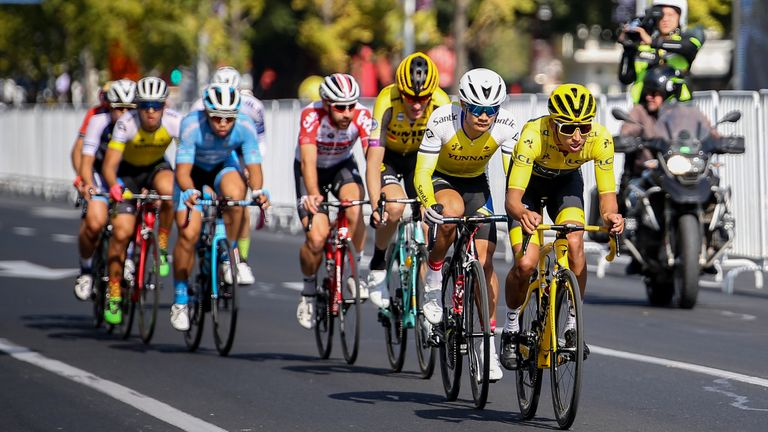 The Tour de France will take place on the previously announced dates of August 29 to September 20