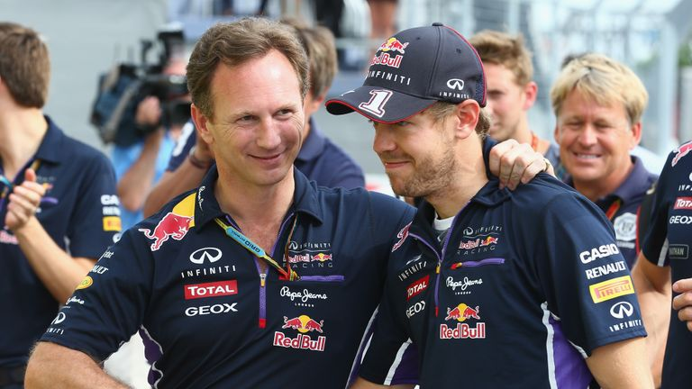 Red Bull team principal Christian Horner explains why it wouldn't work for Sebastian Vettel to re-join the team following his departure from Ferrari.
