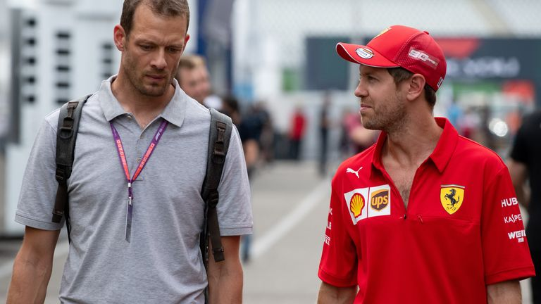 Alex Wurz, the Grand Prix Drivers' Association chairman, speaks to Sky F1 about Sebastian Vettel leaving Ferrari and says pressure can get to their drivers
