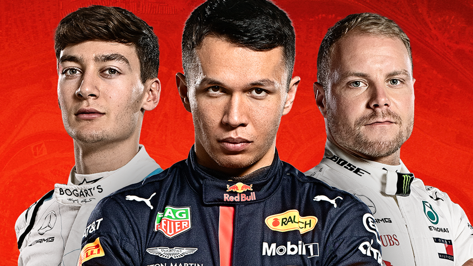 F1 stars line up for final virtual contest thumbnail