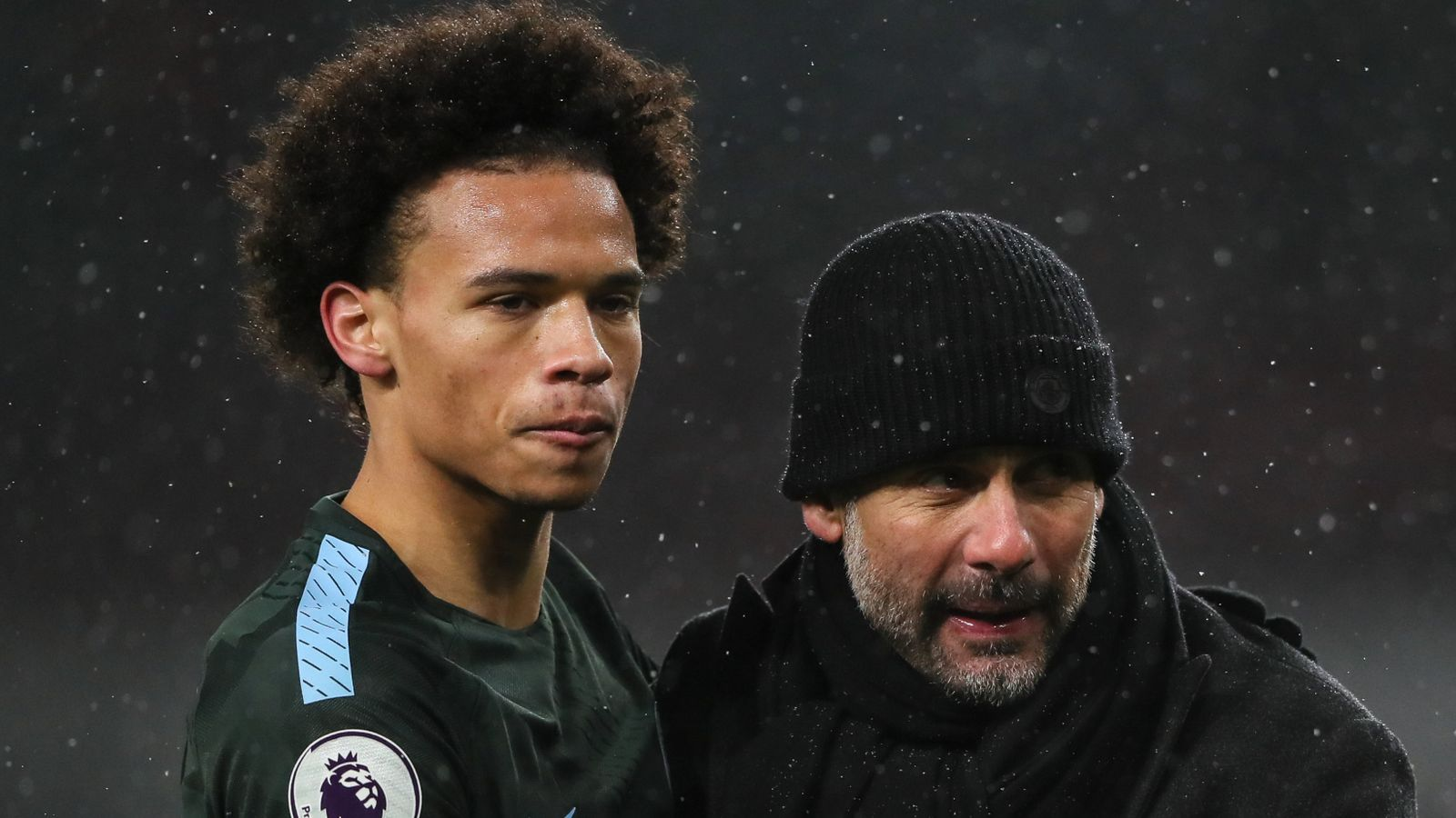 Man City agree £54.4m deal with Bayern for Leroy Sane transfer