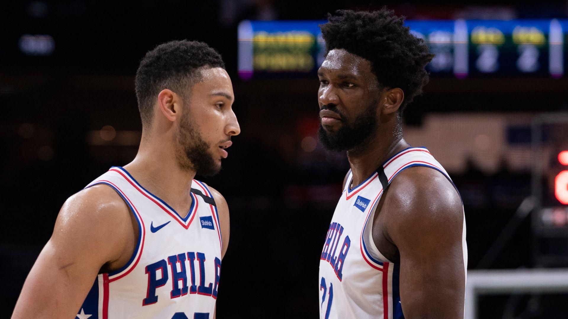 Is NBA restart make or break for 76ers? - sky sports