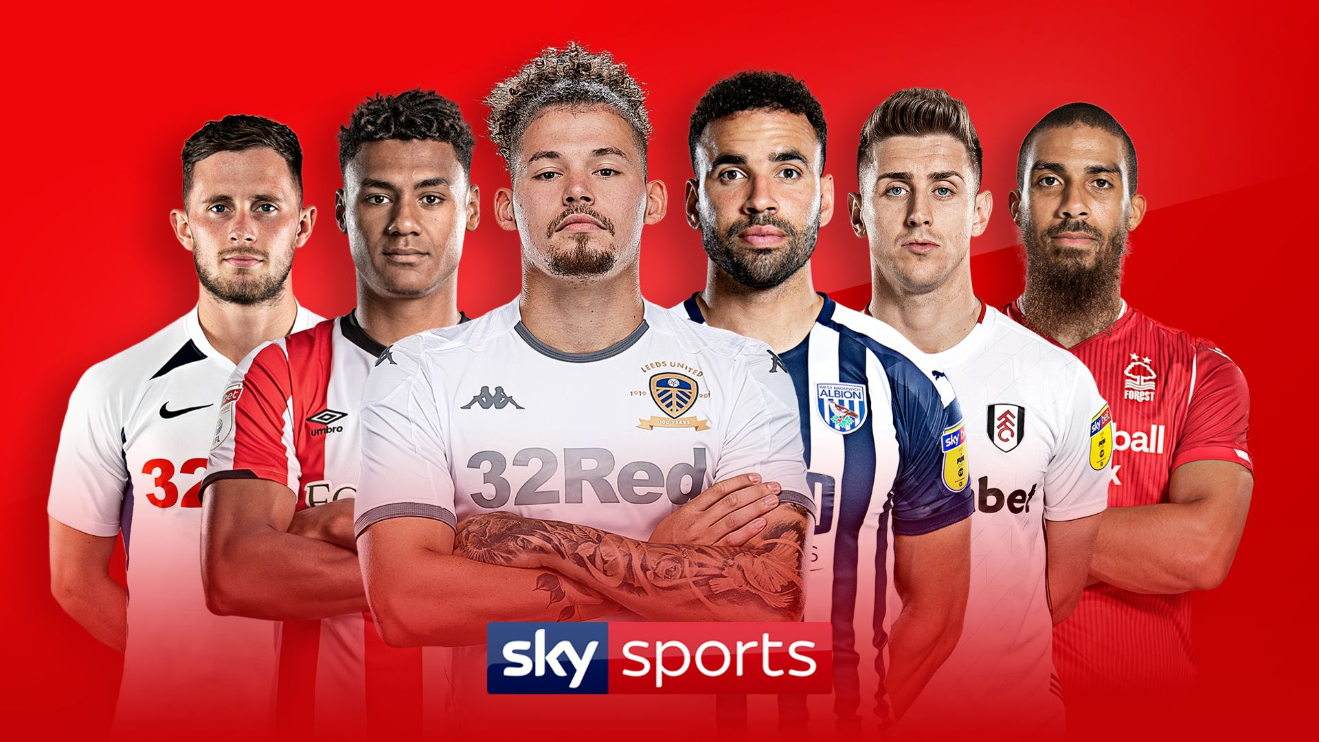 Championship restart: The live games on Sky