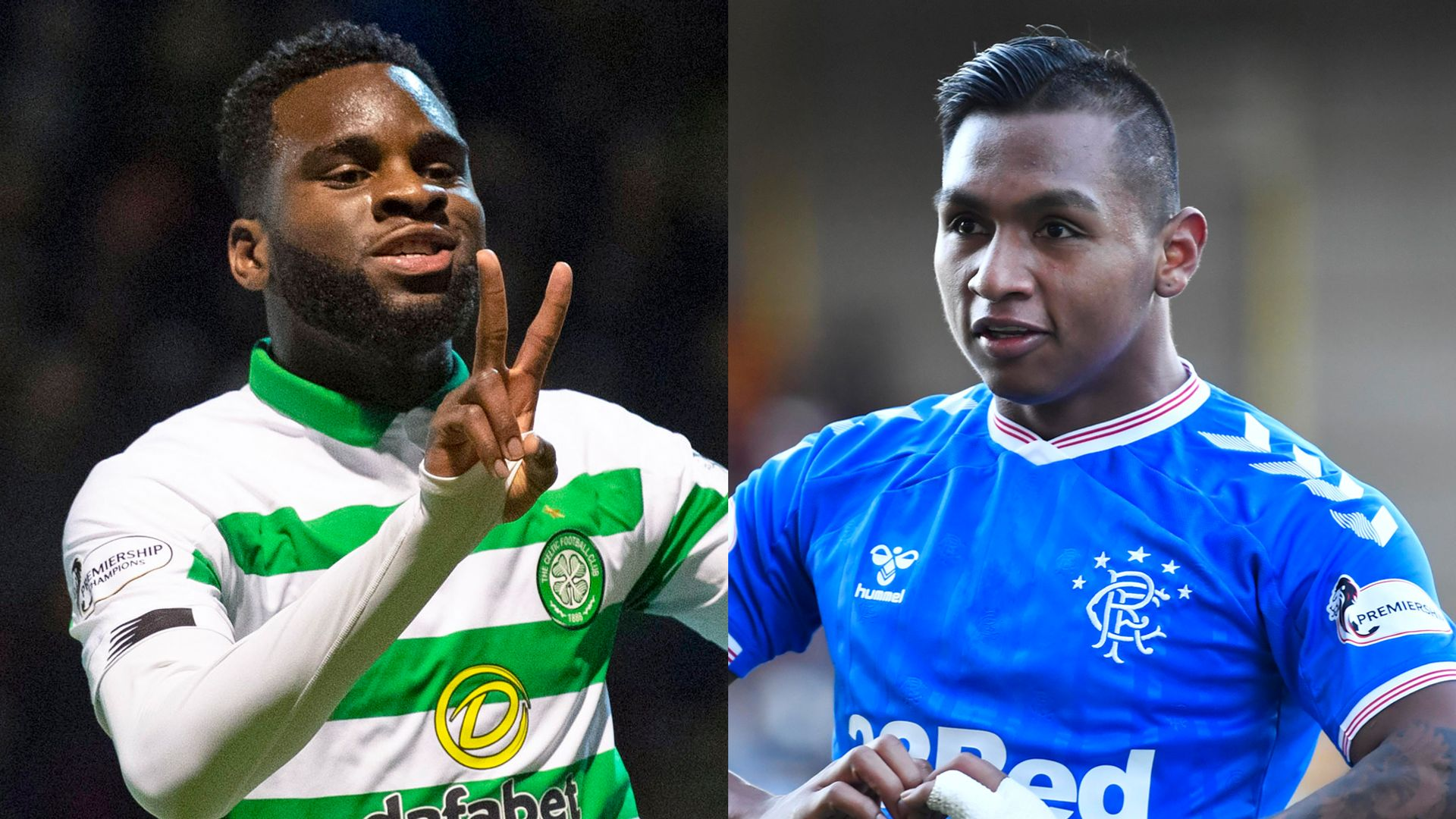 Scottish Football Pod: 'Edouard worth £40m' & Morelos latest