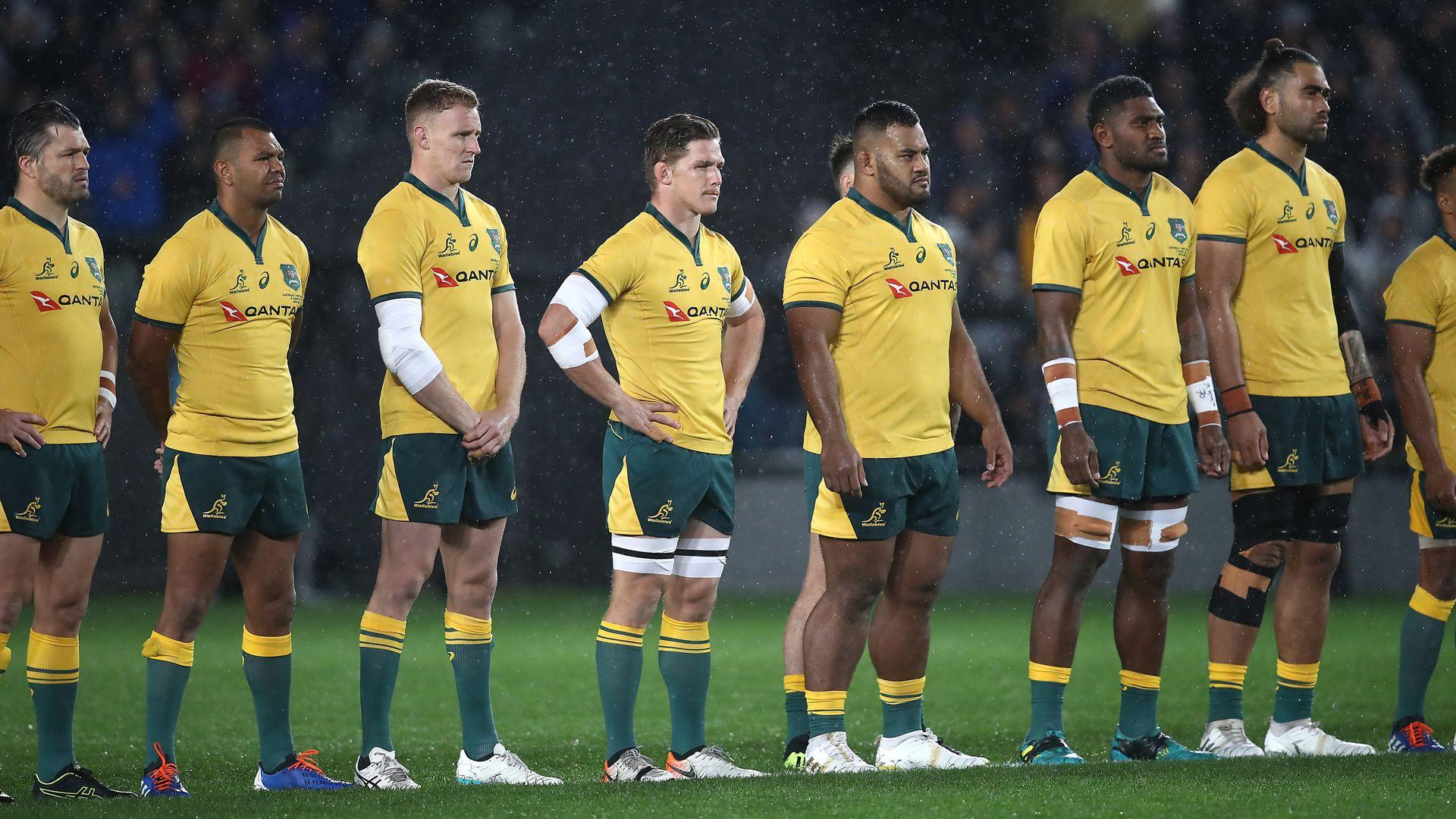 Australia proposes Rugby Championship quarantine hub