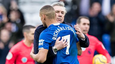 fifa live scores - Richarlison: Everton boss Carlo Ancelotti is among GOAT and we can achieve things together