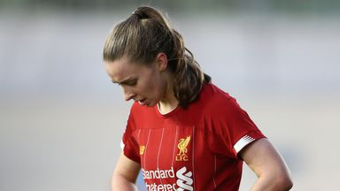fifa live scores - Liverpool Women's Super League relegation 'hurtful', says manager Vicky Jepson