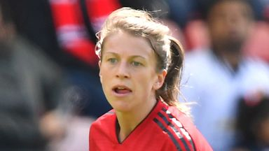 fifa live scores - Manchester United Women: Lizzie Arnot set to leave at end of the month
