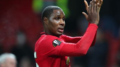 Man Utd extend Ighalo loan until January