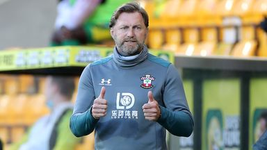 fifa live scores - Ralph Hasenhuttl wary of 'wounded' Arsenal as Southampton prepare to face them at St Mary's
