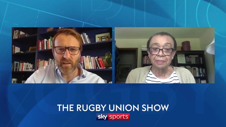 Josephine Wright, Professor of Music and Black Studies at The College of Wooster (Ohio), joins Sky's Rupert Cox to discuss the origin of 'Swing Low, Sweet Chariot'