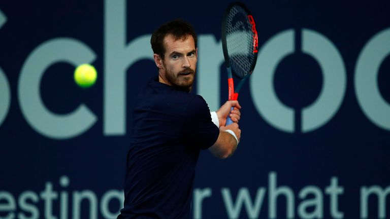 Murray won't be discouraged from travelling to New York for the US Open