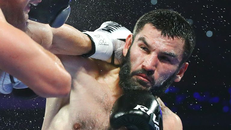 Beterbiev has a 100 percent KO ratio