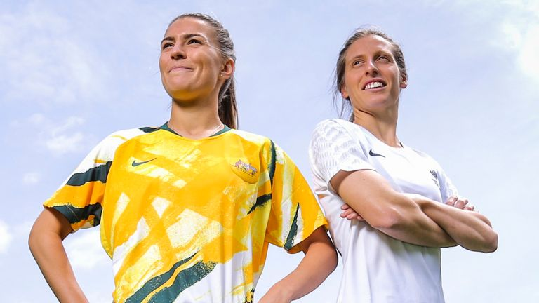 Australia and New Zealand to host 2023 Women's World Cup