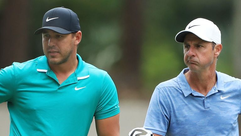 Brooks Koepka will now have to self-isolate for a minimum of 10 days, following CDC guidelines