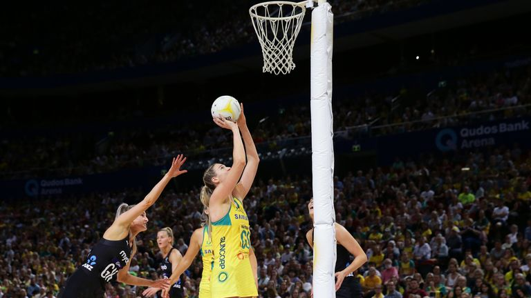 Caitlin Bassett, the Aussie Diamonds captain, has been quick to criticise the decision