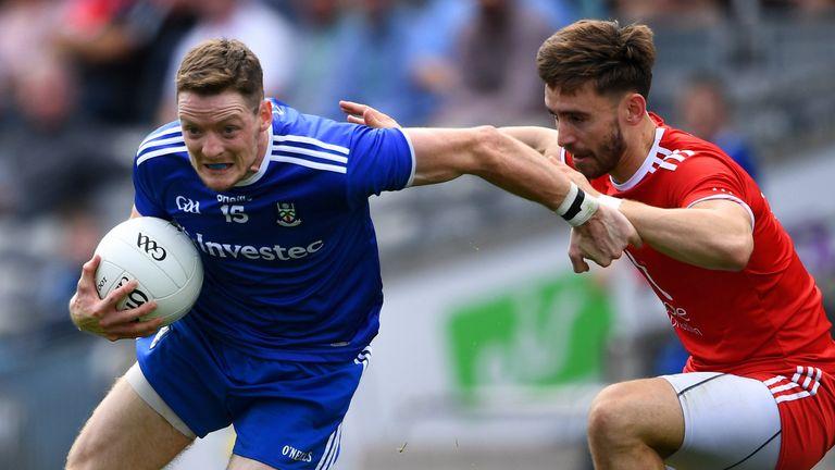 Conor McManus and Padraig Hampsey get the nod