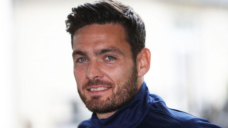 Gordon has spoken of his desire to force his way back into the Scotland team