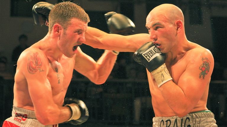 A rematch win over John O'Donnell was rewarded with the British title