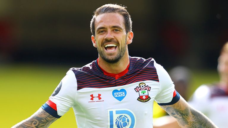 Southampton signed Danny Ings for £20m from Liverpool last summer