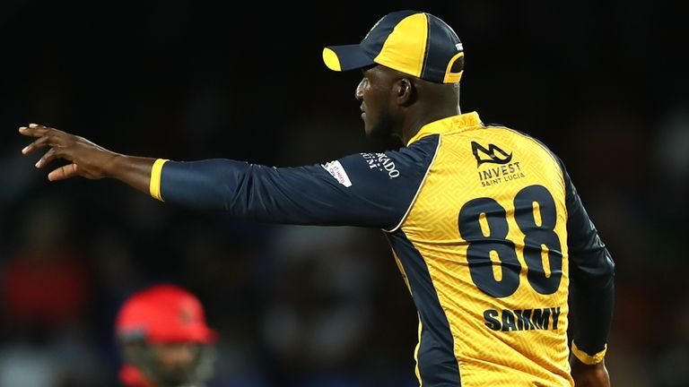 Daren Sammy has accepted an explanation of his old nickname from a former team-mate