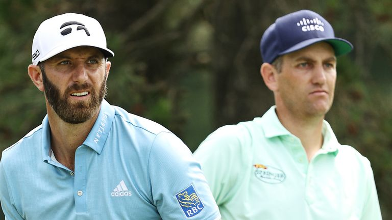 Dustin Johnson beats Kevin Streelman for first win of 2020 — Travelers Championship