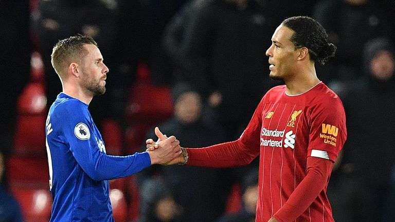 Everton and Liverpool will meet at Goodison Park in the Merseyside derby on June 21