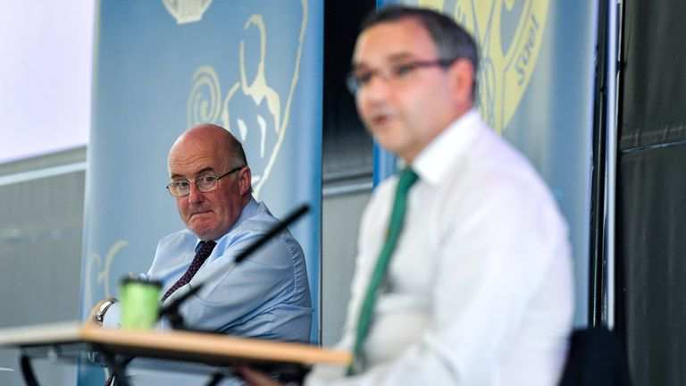 The GAA top brass unveiled the 2020 fixtures plan on Friday
