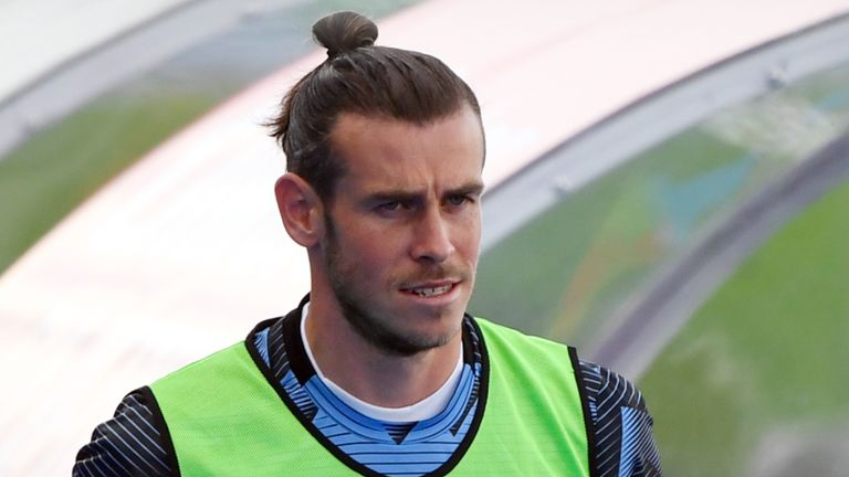 Bale has only played 100 minutes since La Liga resumed