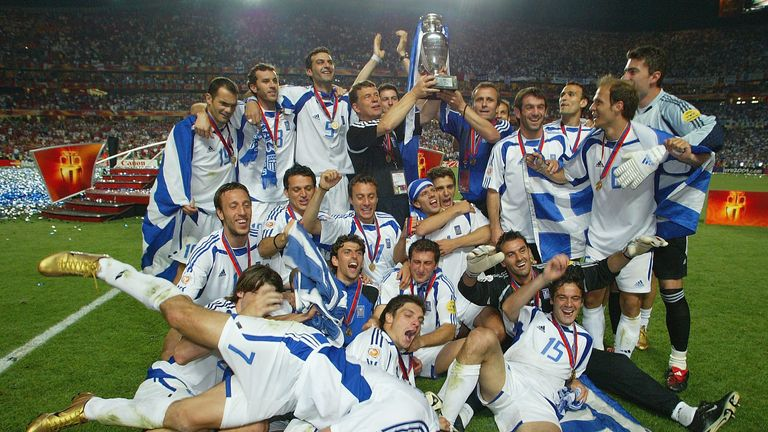 Greece were the eventual champions, beating hosts Portugal in the final
