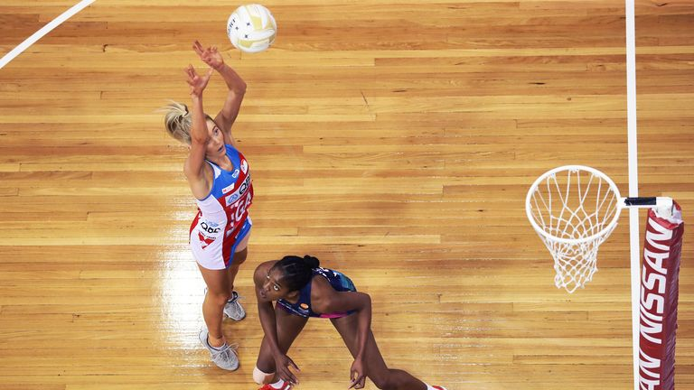 Shooting in Suncorp Super Netball is about to change and it's divided opinion from the players