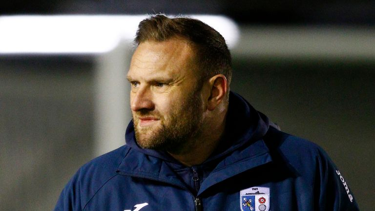Ian Evatt's Barrow side were top of the league before the season was postponed due to the coronavirus