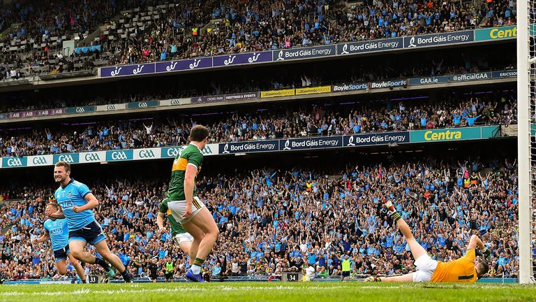 The Clontarf man scored a crucial goal in last year's All-Ireland final