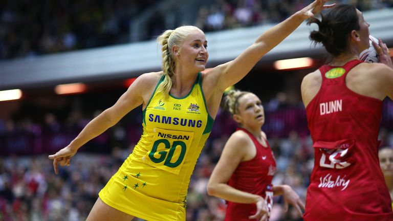 Australia and Melbourne defender Joanna Weston has been opposed to the process that brought about the Super Shot