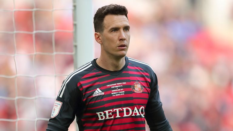 Jon McLaughlin turned down a new deal at Sunderland to join Rangers