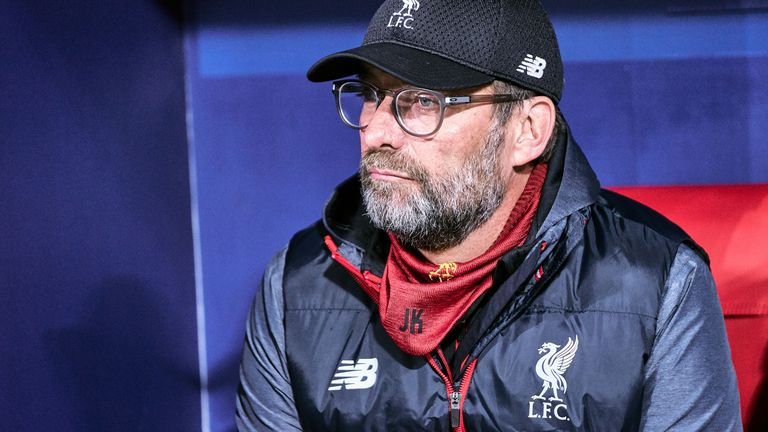 Jurgen Klopp says he is not expecting a busy summer of transfers at Liverpool