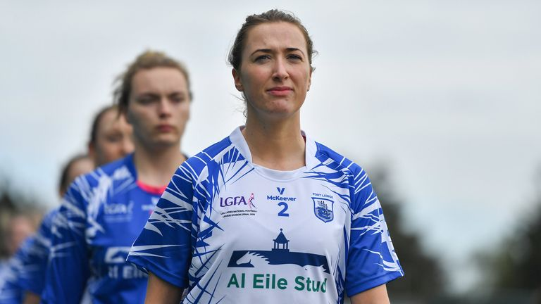 Karen McGrath is currently captain of the Déise