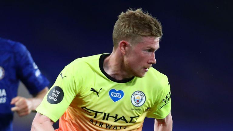 Kevin De Bruyne dice que Manchester City todavía tiene mucho que jugar para esta campaña