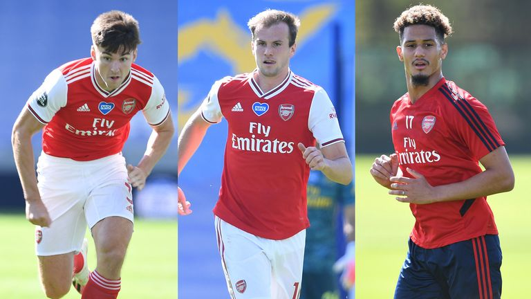 Is Arsenal's 'new-look' defence already at the club?