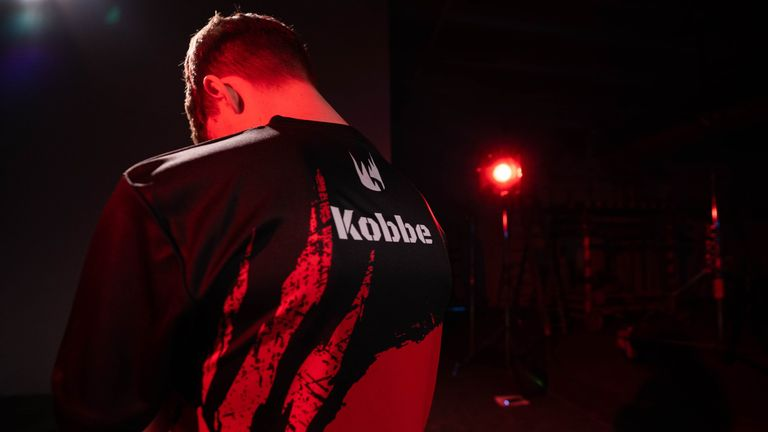 Kobbe is back in the LEC after spending a Split in the North American LCS (Credit: Misfits)