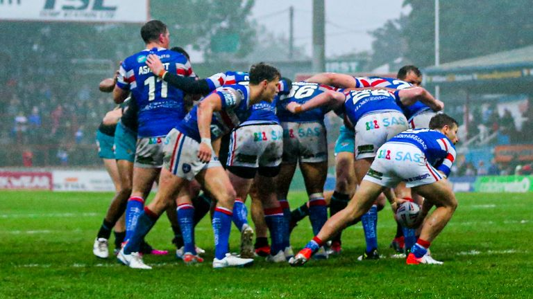 Abolishing the scrum for the rest of the year is one of rugby league's proposed rule changes