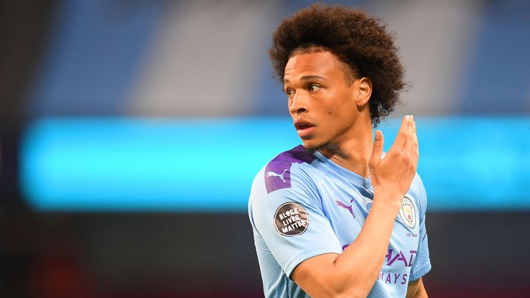 Man Utd legend Yorke urges move for Man City winger Sane