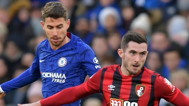Lewis Cook has managed to wrestle back his Bournemouth starting place after a tough few years with injury