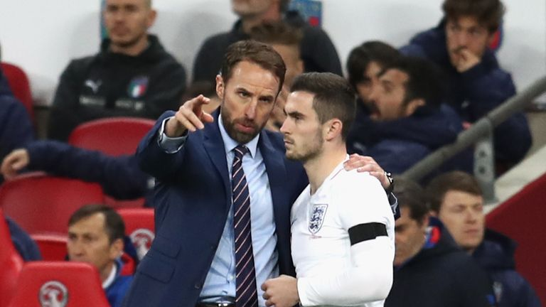 Cook was handed his England debut by Gareth Southgate in a 1-1 draw with Italy ahead of the 2018 World Cup